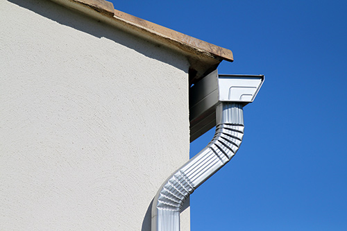 Custom Insulation Company, Inc - Seamless Aluminum Gutter System