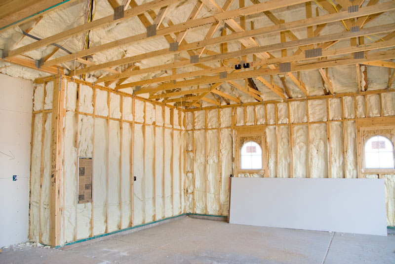 Custom Insulation Spray foam insulation in Boston, MA
