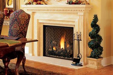 Montebello Fireplace