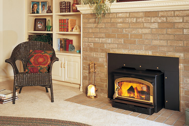 Fireplace Inserts Add Value To Your Home
