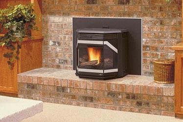 Winslow Fireplace